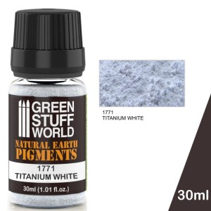 GSW 1771 PIGMENT TITANIUM WHITE 30ml