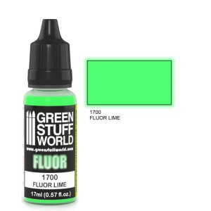 GSW 1700 FLUORESCENT LIME 17ml