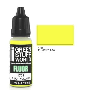 GSW 1701 FLUORESCENT YELLOW 17ml