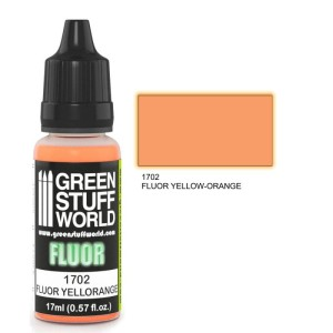 GSW 1702 FLUORESCENT ORANGE-YELLOW 17ml