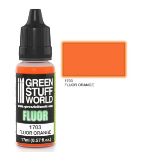 GSW 1703 FLUORESCENT ORANGE 17ml