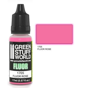 GSW 1705 FLUORESCENT ROSE 17ml