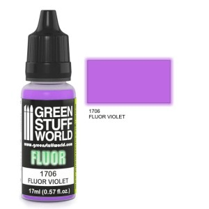 GSW 1706 FLUORESCENT VIOLET 17ml