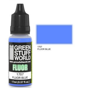 GSW 1707 FLUORESCENT BLUE 17ml