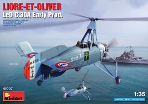 MINIART 41007 1:35 Liore-et-Oliver LeO C.30A Early Prod