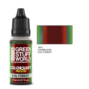 GSW 1674 COLORSHIFT METAL EVIL FOREST 17ml