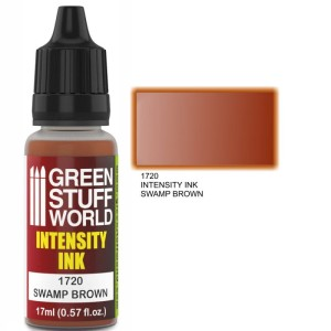 GSW 1720 INTENSITY INK SWAMP BROWN 17ml