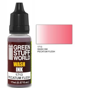 GSW 1713 WASH INK PECATUM FLESH 17ml