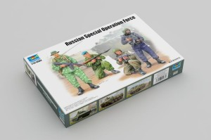 TRUMPETER 00437 1:35 Russian Special Operation Force
