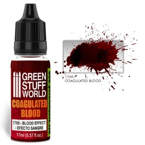GSW 1709 COAGULATED BLOOD - BLOOD EFFECT 17ml
