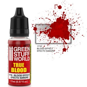 GSW 1718 TRUE BLOOD - BLOOD EFFECT 17ml