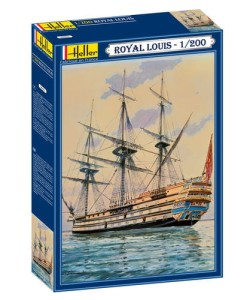 HELLER 80892 1:200 ROYAL LOUIS