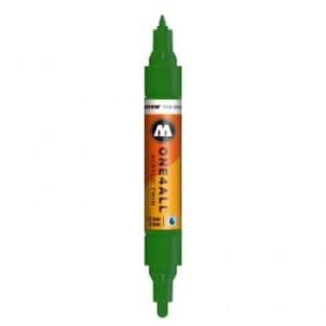 MOLOTOW ONE4ALL TWIN 096 MISTER GREEN (1,5 mm + 4 mm)