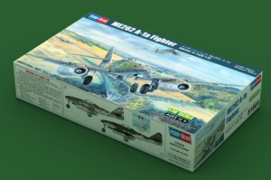 HOBBY BOSS 81805 1:18 ME262 A-1a Fighter