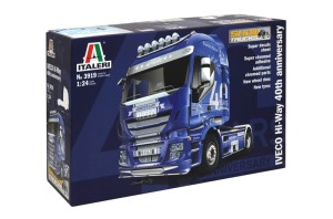 ITALERI 3919 1:24 IVECO HI-WAY 40TH ANNIVER SHOW TRUCK