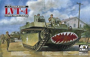 AFV CLUB 35205 1:35 LVT-4 Water Buffalo
