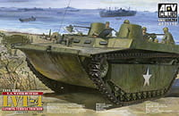 AFV CLUB 35198 1:35 LVT-4 Water Buffalo (Late type)