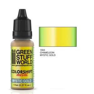 GSW 1553 COLORSHIFT METAL MYSTIC GOLD 17ml