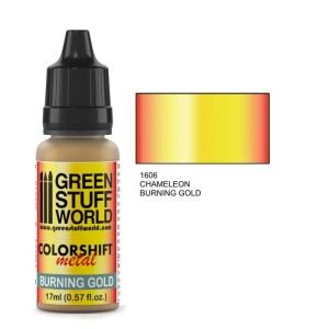 GSW 1606 COLORSHIFT METAL BURNING GOLD 17ml