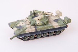MODELCOLLECT AS72064 1:72 Russian Army T-80B Main battle Tank [Die-Cast]