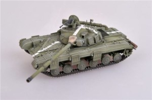 MODELCOLLECT AS72108 1:72 Soviet Army T-64 Model 1972 - 1970s [Die-Cast]