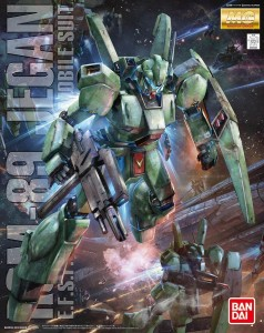 GUNDAM MG 30348 RGM-89 JEGAN