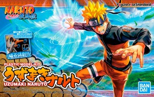 BANDAI 55334 UZUMAKI NARUTO MODEL KIT