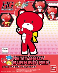 PETITGGUY 59145 BURNING RED