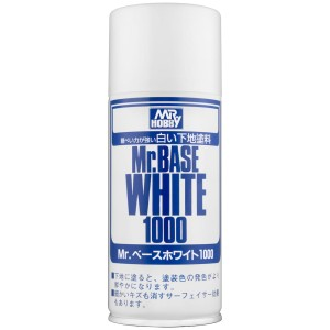 GUNZE B518 Mr BASE WHITE 1000 (170ml)