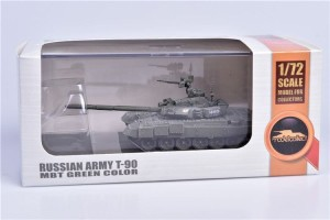 MODELCOLLECT AS72137 T-90 MBT GREEN COL.