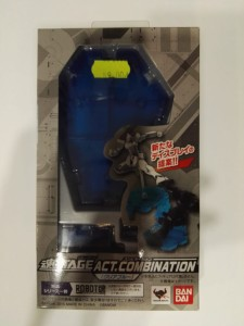 BANDAI 96840 STAGE ACT COMBIN.BLUE