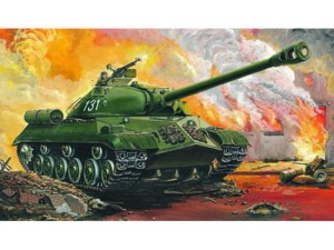 TRUMPETER 00316 1:35  RUSSIAN IS-3M