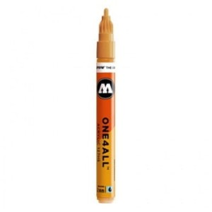 MOLOTOW 127HS 208 OCHER BROWN LIGHT 2mm