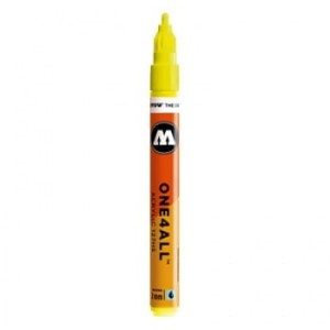 MOLOTOW 127HS 220 NEON YELLOW FLUO 2mm
