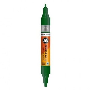 MOLOTOW ONE4ALL TWIN 145 FUTURE GREEN (1,5 mm + 4mm)
