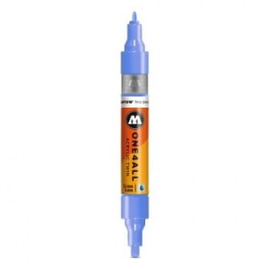MOLOTOW ONE4ALL TWIN 209 BLUE VIOLET PAS (1,5 mm + 4 mm)