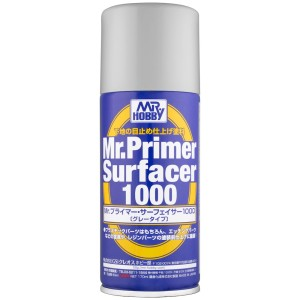 GUNZE B524 Mr.Primer Surfacer 1000 GRAY (170ml)