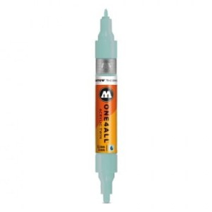 MOLOTOW ONE4ALL TWIN 020 LAGO BLUE PASTE (1,5 mm + 4 mm)