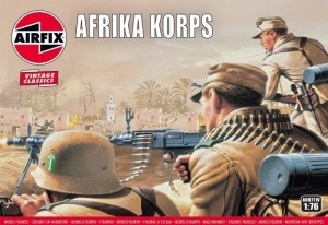 AIRFIX 00711 1:72 WWII Afrika Corps