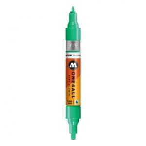 MOLOTOW ONE4ALL TWIN 235 TURQUOISE (1,5 mm + 4 mm)