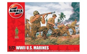 AIRFIX 00716 1:72 WWII US Marines