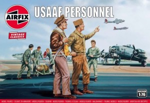 AIRFIX 00748 1:76 USAAF Personnel