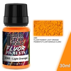 GSW 2365 PIGMENT FLUOR LIGHT ORANGE (30ml)