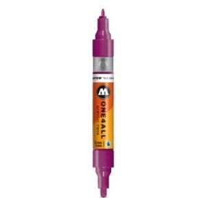 MOLOTOW ONE4ALL TWIN 233 PURPLE VIOLET (1,5 mm + 4 mm)
