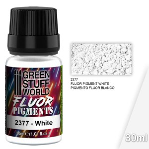 GSW 2377 PIGMENT FLUOR WHITE (30ml)
