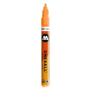 MOLOTOW 127HS 218 NEON ORANGE FLUO 2mm