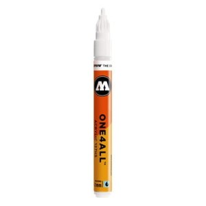 MOLOTOW 127HS 160 SIGNAL WHITE 2mm