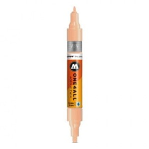 MOLOTOW ONE4ALL TWIN 117 PEACH PASTEL (1,5 mm + 4 mm)
